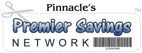 Pinnacle's Premier Savings Network Logo
